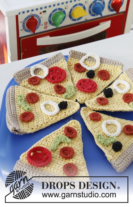 "småDROPS 24-44 ""Pizza Party"""