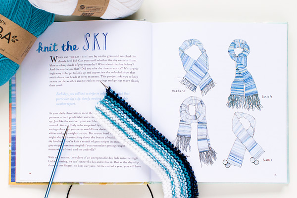 """Bild für Beitrag """"Knit the Sky"""" 2"""