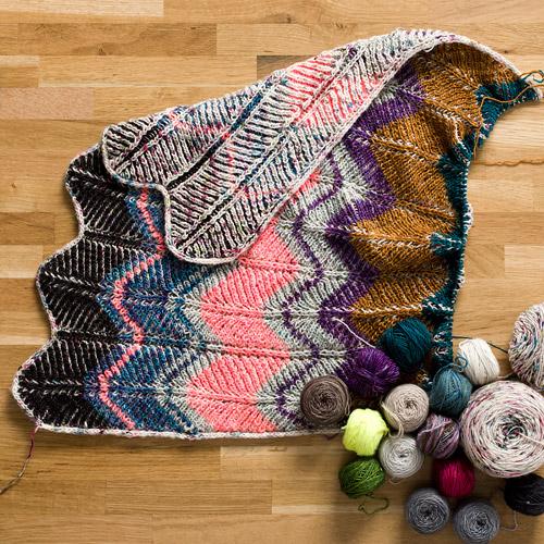 """Bild für Beitrag """"Reis Sweater"""" 6a"""