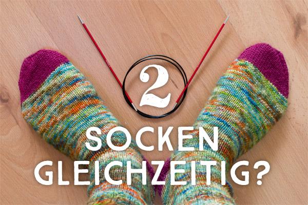 """Bild für Beitrag """"Zwei Socken"""" 7"""