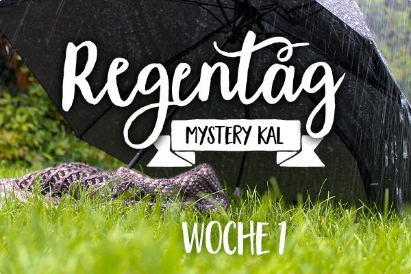 """Teaser """"Regentag"""" Woche 1"""