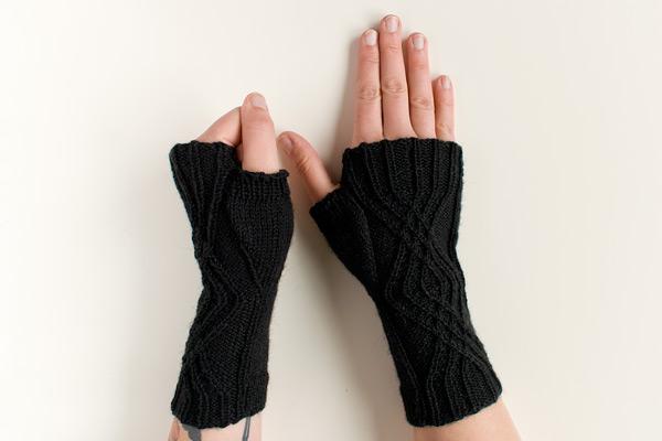 """Bild für Beitrag """"Socken zu Stulpen"""" 5"""