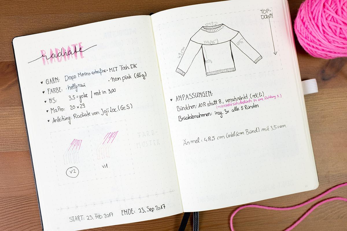 """Bild für Beitrag """"Projektbuch"""" 2"""