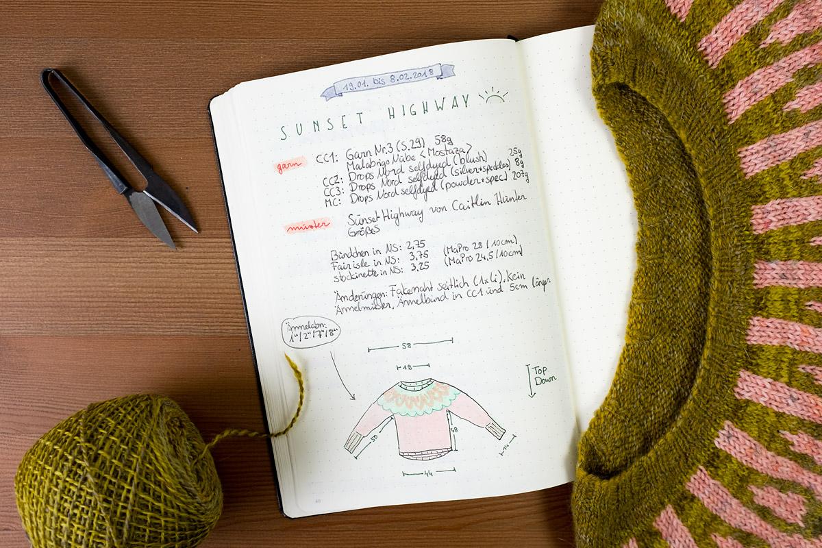 """Bild für Beitrag """"Projektbuch"""" 5"""