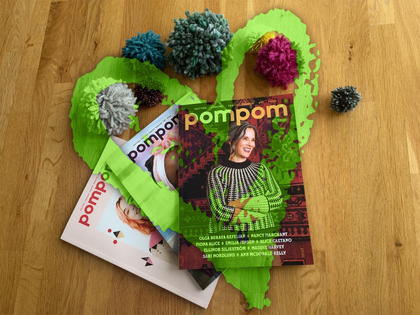 """Bild für Beitrag """"PomPom-Mags"""" 5"""