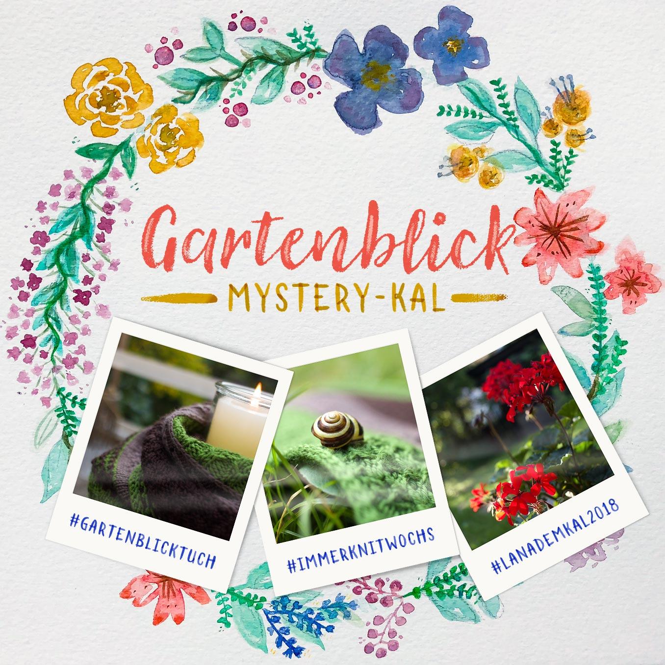 """Bild für MKAL """"Gartenblick"""" Blog"""