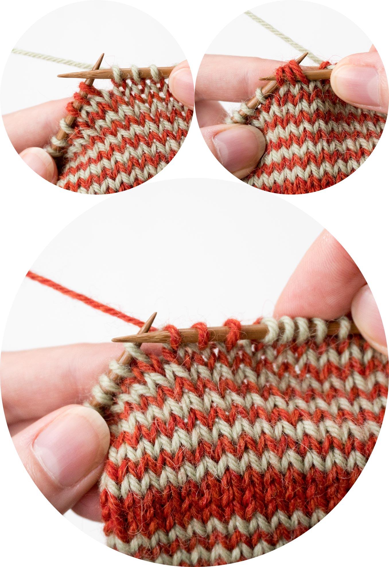 """Bild für Beitrag """"Helix Knitting"""" 2"""