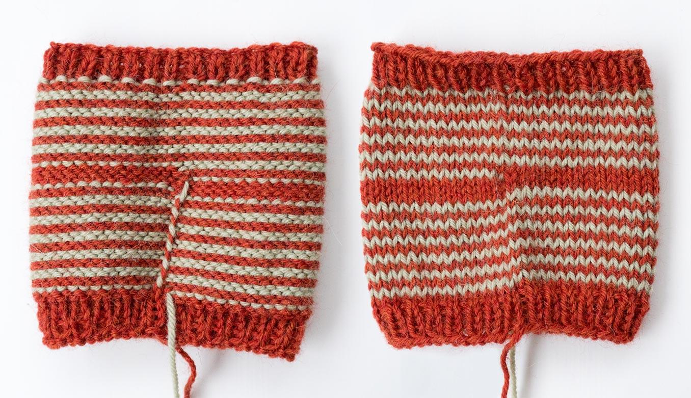 """Bild für Beitrag """"Helix Knitting"""" 3"""