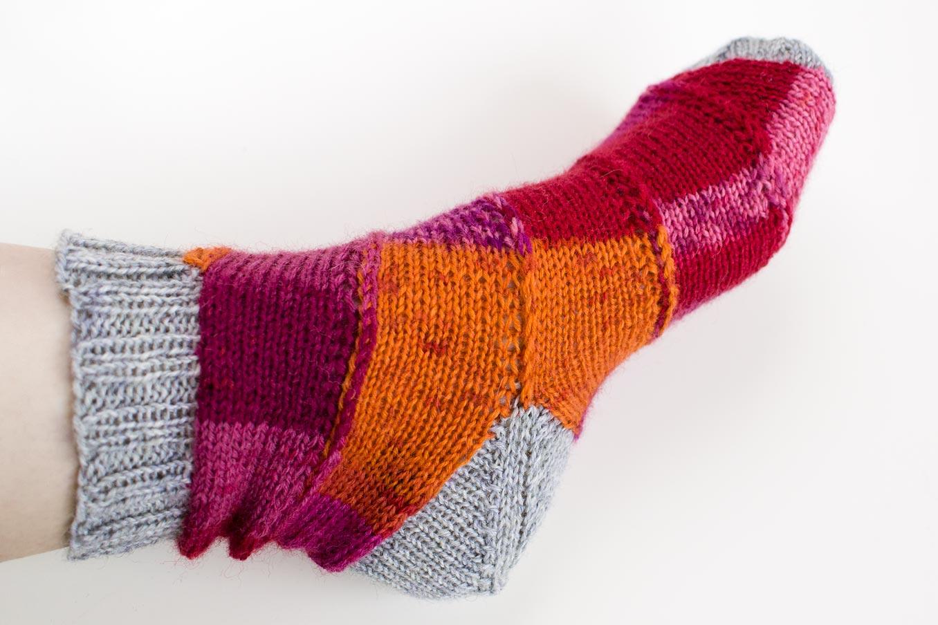"""Bild für Beitrag """"Crazy Socks"""" 1"""