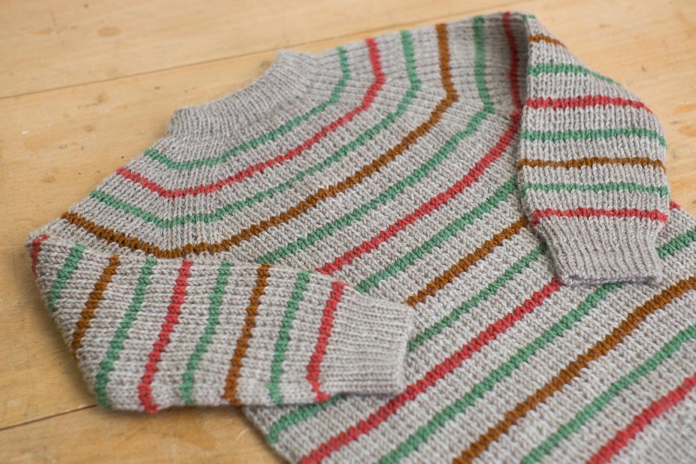 """Bild für Beitrag """"Friday Sweater Mini"""" 2"""